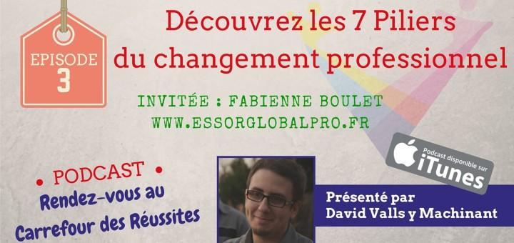 RDV au CDR Episode 3 - Les 7 piliers du changement professionnel-article